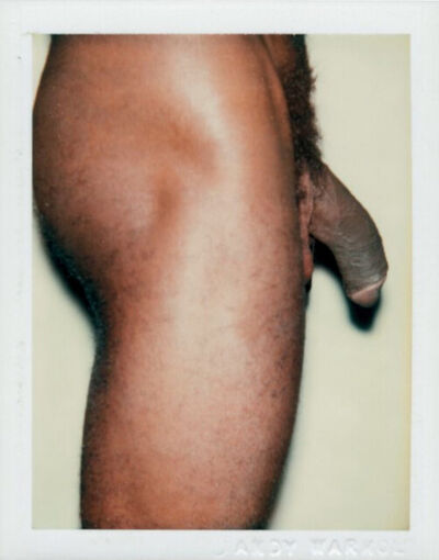 Andy Warhol, 'Nude Model', ca. 1977