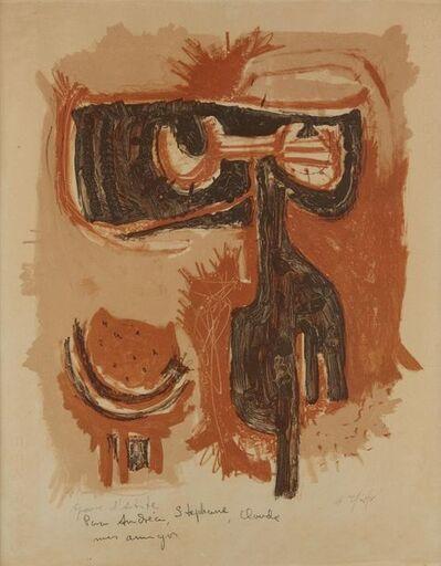 Rodolfo Nieto, 'Untitled', ca. 1965