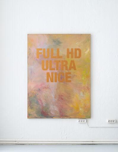 Eike König, 'FULL HD ULTRA NICE', 2020
