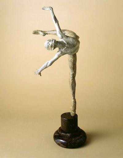Richard MacDonald, 'Flight in Attitude, Atelier', 2005