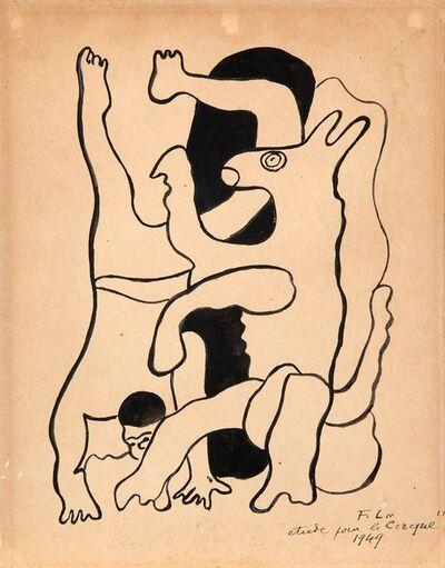 Fernand Léger, 'Etude pour le cirque', 1949