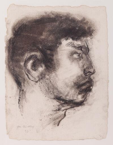 Yan Pei-Ming, 'Portrait de Brigand, 1993', 1993