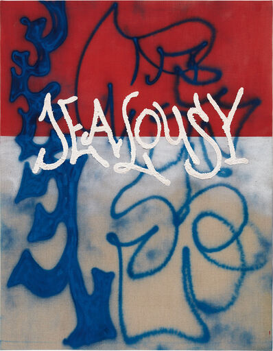 Ida Ekblad, 'Jealousy', 2014
