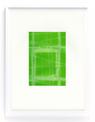 Graham McDougal, 'Green 2', 2015