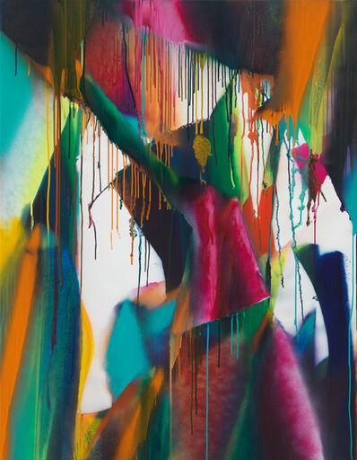 Katharina Grosse, 'Untitled ', 2017
