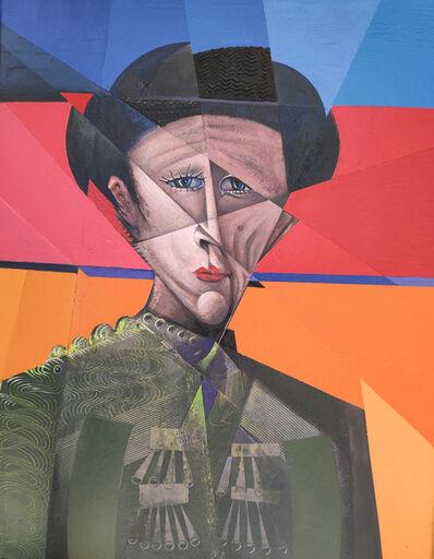 Agustín de la Cruz, 'Después de la corrida', 1995