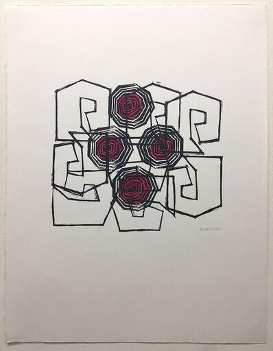 Leslie Kerby, 'Graphix I', 2020