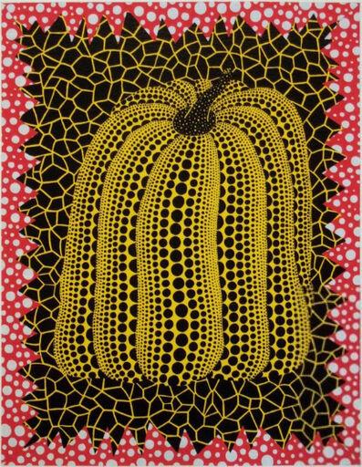Yayoi Kusama, 'Pumpkin', 2000
