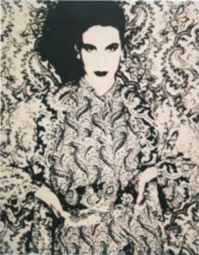 Giovanni Gastel, 'Mary Prova', 1985