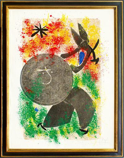 Joan Miró, 'Le Croc à Phynances III', 1971