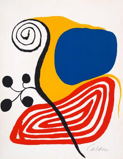 Alexander Calder, 'L'As de Trèfle', 1971