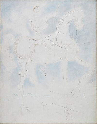 Salvador Dalí, 'Don Quichotte', 1969