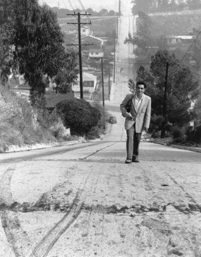 William Claxton, 'Art Pepper, Los Angeles', 1956