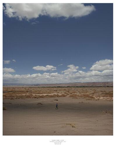 Óscar Santillán, 'Walking Under a Cloud (Caminando Debajo de una Nube)', 2017