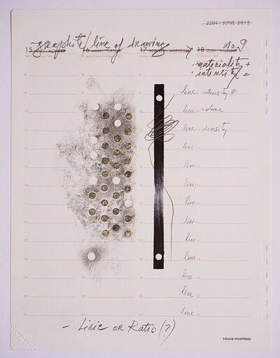 Mircea Stanescu, 'L'AUTRE TEMPOREL / LOUIS VUITTON 7', 2015