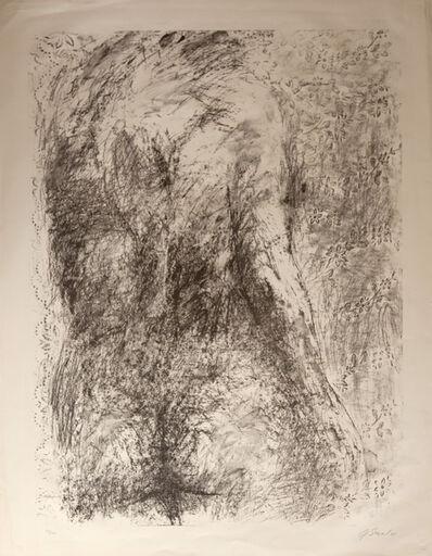 George Segal, 'Nude female torso', 1975