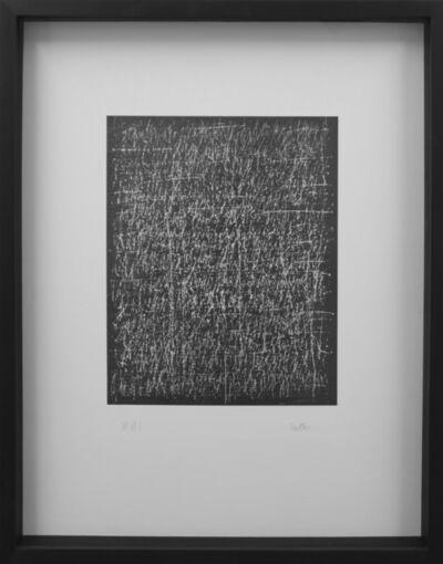 Paul Fry, '12 - the edge of silence', 2018