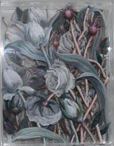 Ricardo Cinalli, 'Flower Perspex Box'