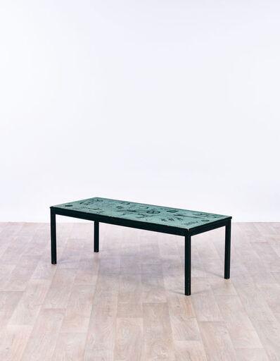 Algot Torneman, 'Table basse', 1958