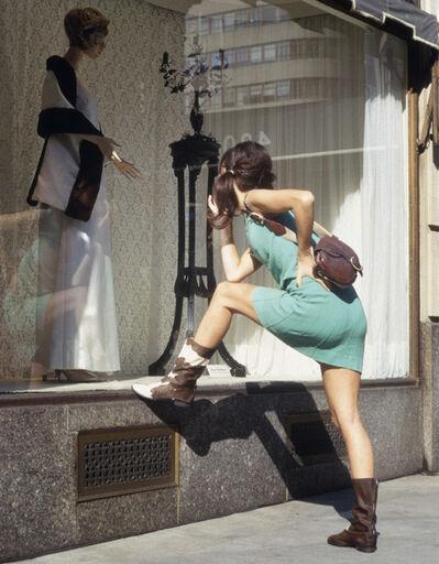 Jacques Henri Lartigue, 'New York, Octobre', 1966