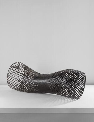 "Mathias Bengtsson, 'Prototype ""Spun Carbon"" chaise longue', 2002"