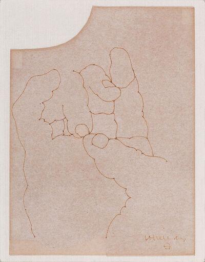 Eduardo Chillida, 'Esku (Hand)', ca. 1968