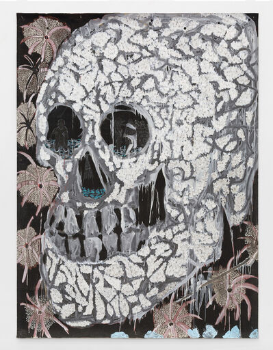 Omar Ba, 'La boite de Pandore', 2013