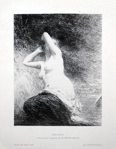 Henri Fantin-Latour, 'Ariane', 1900