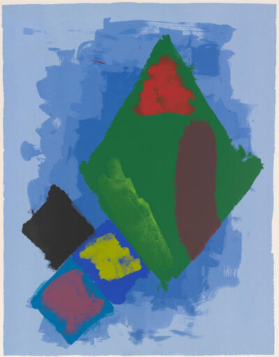 John Hoyland, 'Betwixt and Between', 1982