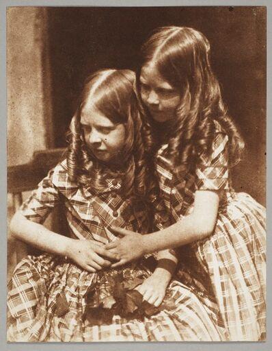 Hill & Adamson, 'The Misses Grierson', 1843–1847