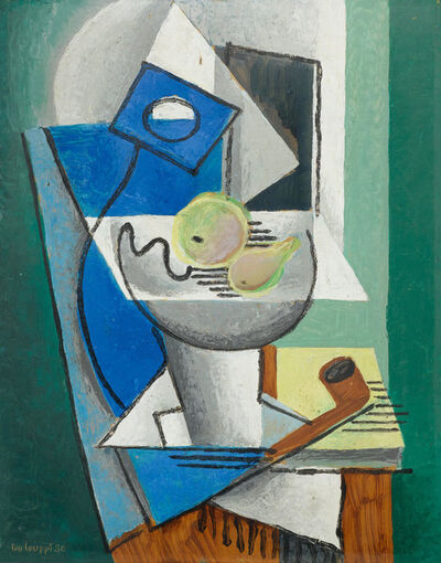 Leo Leuppi, 'Untitled', 1930