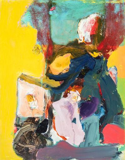 Karen Black, 'Prostest banner', 2020