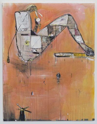 Marcel Eichner, 'Ü88', 2014