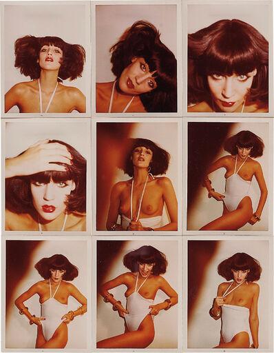 Antonio Lopez, 'Jerry Hall/ New York City', 1976