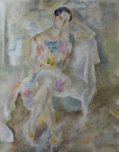 Jules Pascin, 'Mija', 1927