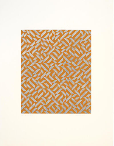 Anni Albers, 'PO I', 1973