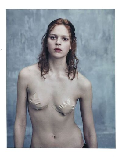 "Bettina Rheims, '""Héroïnes"" Elise Crombez, Polaroid No 2, Mars 2005 Paris', 2005"