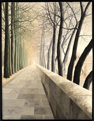 ratislaw rakoff, 'Qui Des Tuileries', 1951
