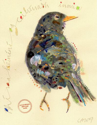 Conrad Atkinson, 'Today I Head the Birds Singing', 2007