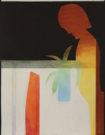 Charles Blackman, 'The Transparent Table', 1965
