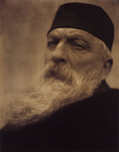Alvin Langdon Coburn, 'August Rodin', 1906