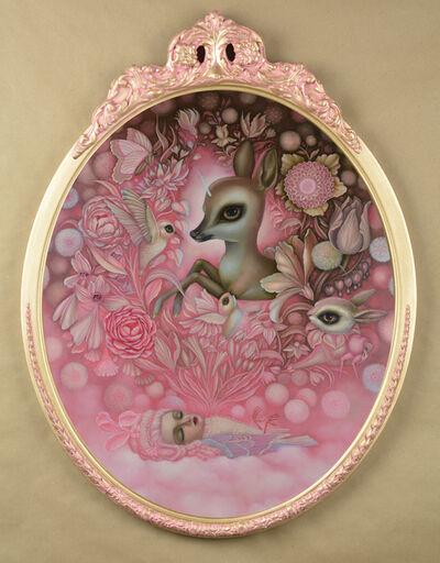 Jennybird Alcantara, 'Dream Bouquet in Pink', 2018