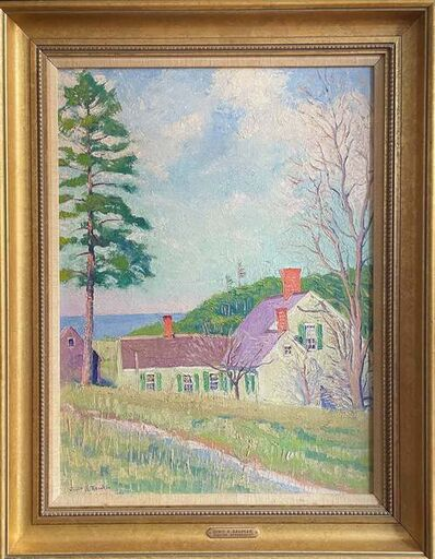 Gerrit Albertus Beneker, 'Wellfleet, Capecod, Massachusetts', 1926