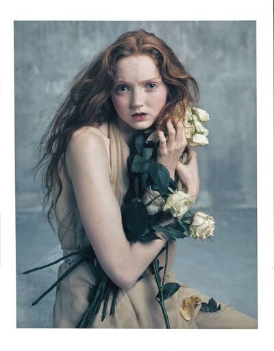 "Bettina Rheims, '""Héroïnes"" Lily Cole, Polaroid No 2, juillet 2005, Paris', 2005"