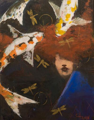 Cathy Hegman, 'Ophelia III', 2018