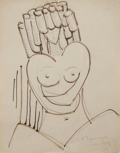 Man Ray, 'L'équivoque', ca. 1950