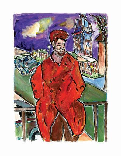 Bob Dylan, 'Man On A Bridge - Medium - 2008', 2008