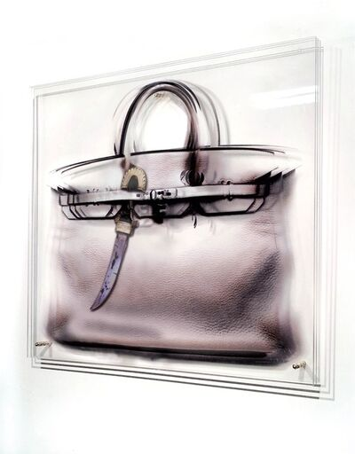 Yves Hayat, 'Dagger Bag'