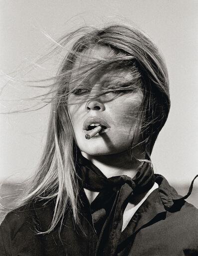 Terry O'Neill, 'Brigitte Bardot, Cigar', 1971