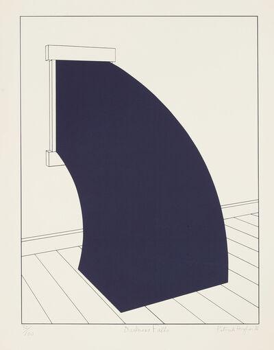 Patrick Hughes, 'Darkness Falls', 1976